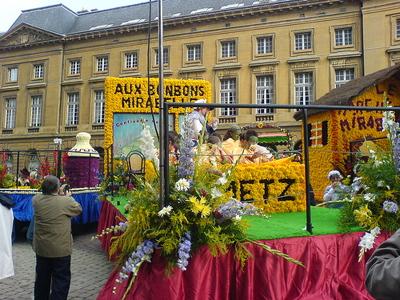 Mirabellenfest in Metz
