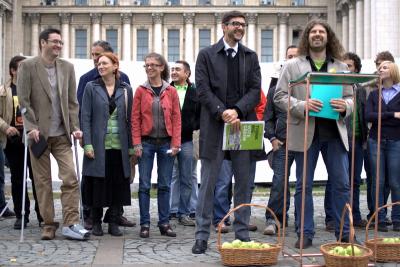 Lansare Mișcarea Verzilor